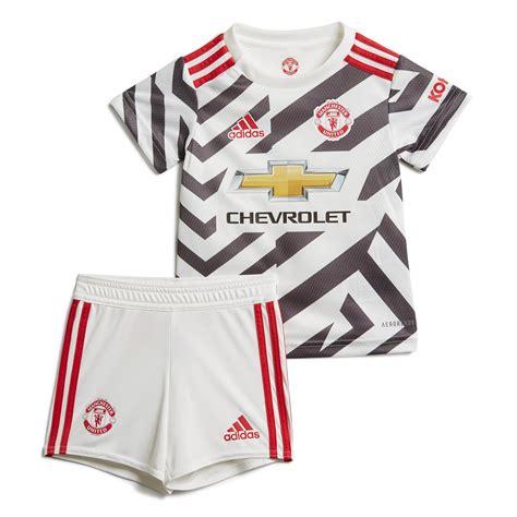 Manchester United Third Baby Kit 2020-21