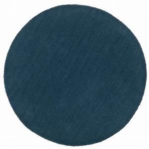 Tapis Bleu Petrole : tapis colours bleu p trole 68cm ~ Teatrodelosmanantiales.com Idées de Décoration