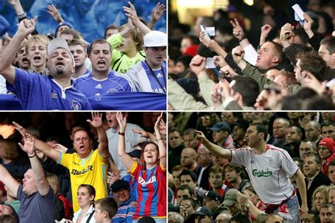 Revealed! The Premier League's most loved - and most hated ...