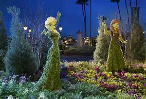Topiary Displays at the Epcot Flower & Garden ...