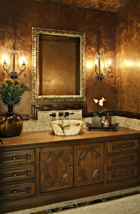 superstition mt residence traditional powder room