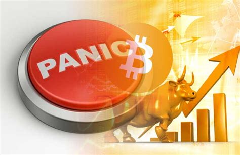 Bitcoin's sharp price drop should come as no shock to. Bitcoin Bulls Will Return As Investors Push The Panic Button By Selling-Off Their Crypto Assets