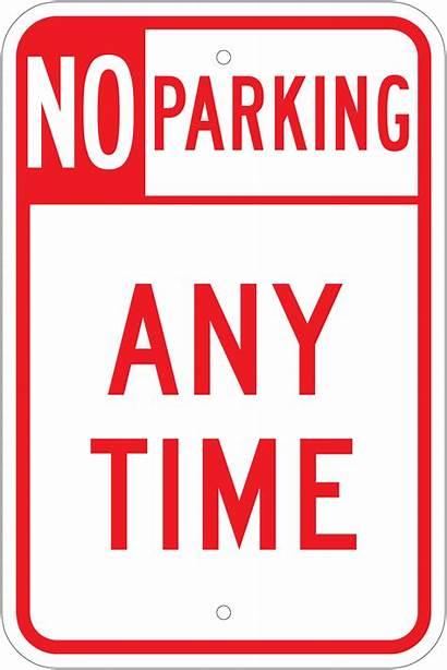 Parking Signs Sign Printable Park Clipart Clip