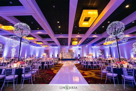 jw marriott los angeles indian wedding amit  neha