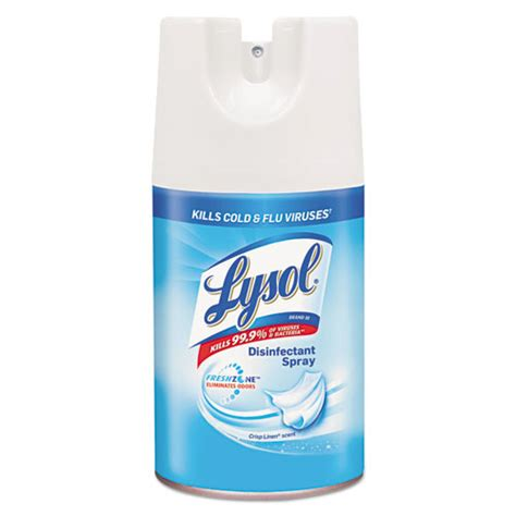 BettyMills: LYSOL® Brand Disinfectant Spray - Reckitt