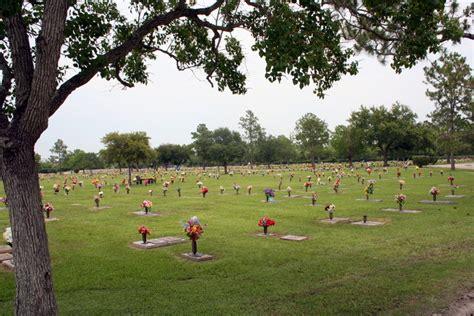 grace memorial park hitchcock tx funeral home