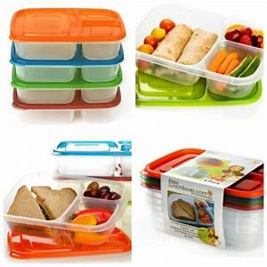 Back to School Preparations: Organizing Lunches