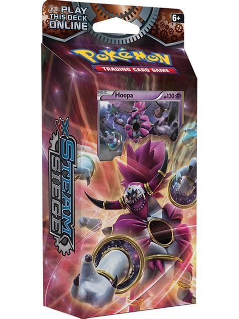 theme deck ring of lightning xy steam siege pokemon