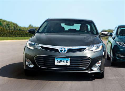 Best Large Sedans by Best Large Sedans Consumer Reports