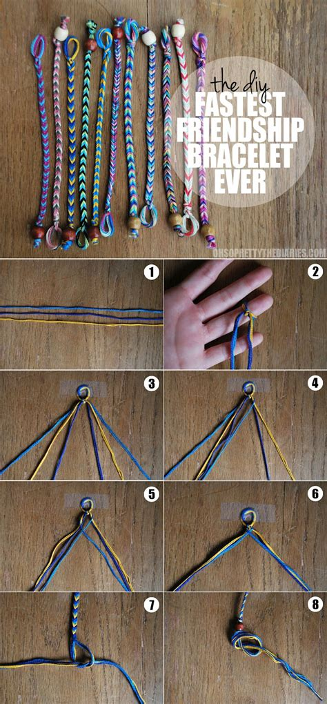 fast friendship bracelets wrinkleinthepage