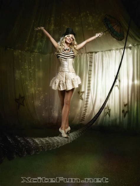 Britney Spears: Top of The Pop   Circus Photo Shoot