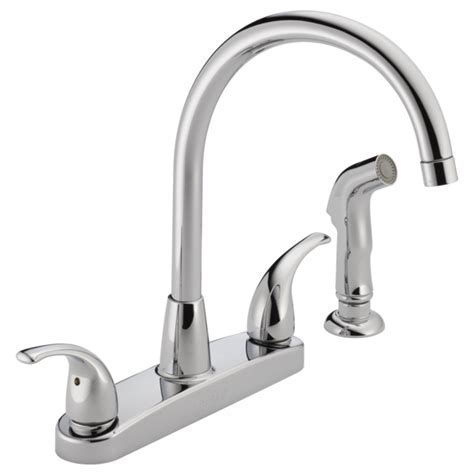 P299578LF   Two Handle Kitchen Faucet