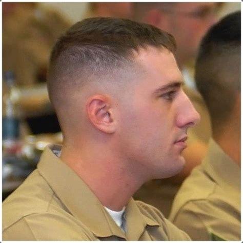 militaer frisuren fuer maenner frisur armee haarschnitt