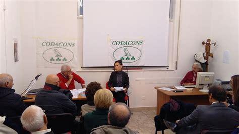 Associazione Contro Le Banche by Il Codacons Contro Il Salva Banche Tutti Hanno Diritto