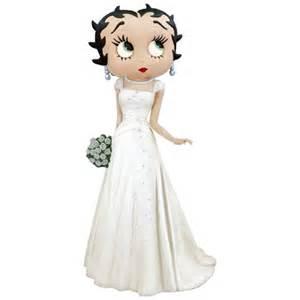 Betty Boop Wedding