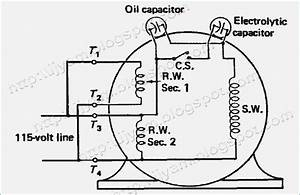 capacitor start run motor wiring diagram bestharleylinks With download wiring diagram schematic on 3 phase 2 sd motor wiring diagram