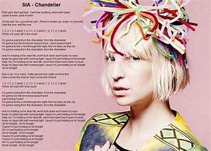 Chandelier  SIA (FULL SONG LyRICS)