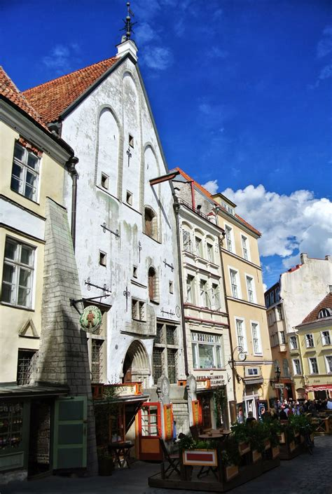 File:Old Town of Tallinn, Tallinn, Estonia - panoramio (35 ...