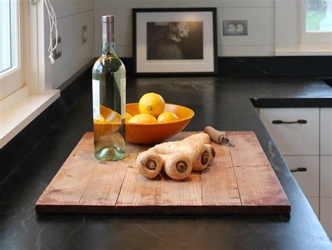 Soapstone Counter Tops by Remodeling 101 Soapstone Countertops Remodelista