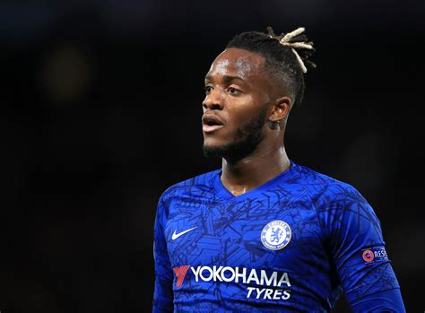 Michy Batshuayi poised to rejoin Crystal Palace on loan ...