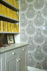 Skimming Stone Farbe : tapete lotus designtapete von farrow ball 1574 ~ Michelbontemps.com Haus und Dekorationen