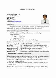 Resume writing dubai