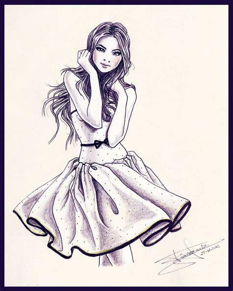 fashion girl drawing buscar  google draw