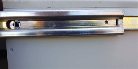 removal   How to remove an Accuride drawer rail on a