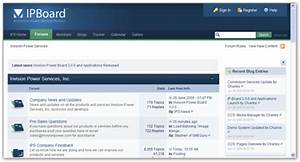 content management system cms per forum web pipeline With php forum templates free download