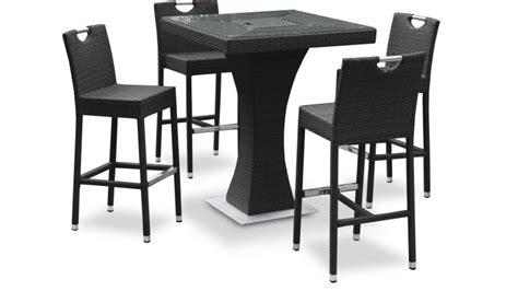 chaise pour table haute table et chaise haute pour cuisine