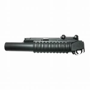 Classic Army M203 Grenade Launcher - Long Type Plastic ...