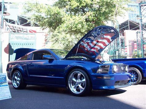 Wheeln's 2007 Ford Mustang Gt Deluxe Coupe 2d In Phoenix, Az