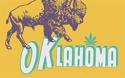 Oklahoma Cannabis Marijuana Medical Leafly Card Dispensary