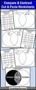 Compare And Contrast With Venn Diagrams  Students Will Use