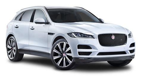 jaguar f pace white car png image purepng free