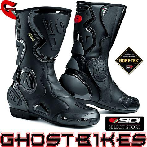 road motorbike boots sidi b2 gore tex waterpoof motorcycle motorbike touring
