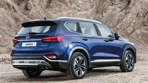 2019 Hyundai Santa Fe Suv, Sport, Review, Australia