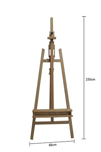 bn heavy duty professional foldable cm wooden tripod