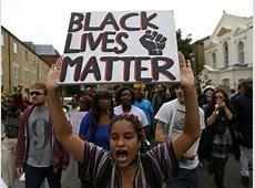 Black Lives Matter Protest in Stockton Attacks White