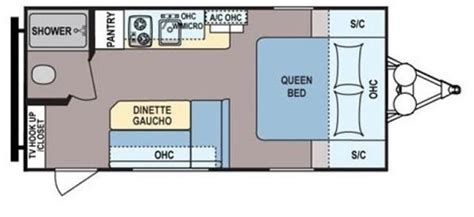 Coleman Travel Trailers Floor Plans by 2016 Coleman Coleman Cts16fb Cing World Of Jackson