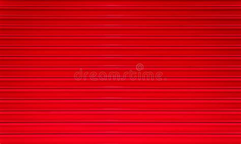 red paint corrugated metal royalty  stock image