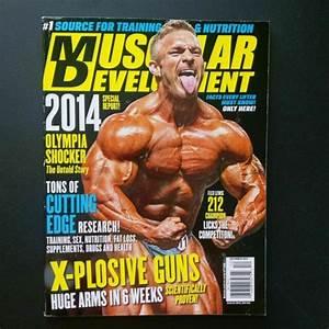 Muscular Development Magazine June 2012 Bodybuilding Fitness Workout Health For Sale Online