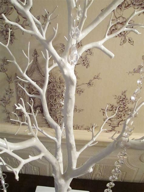 wedding wishing tree  tree vintage manzanita white