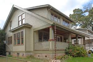 Craftsman Style Home Exteriors of Houses Colors