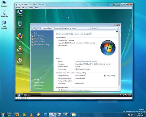 windows vista 7 upgrade free