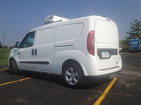 refrigerated vans models dodge ram promaster city