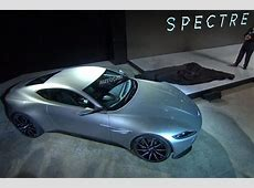 New Aston Martin DB10 in detail Autocar