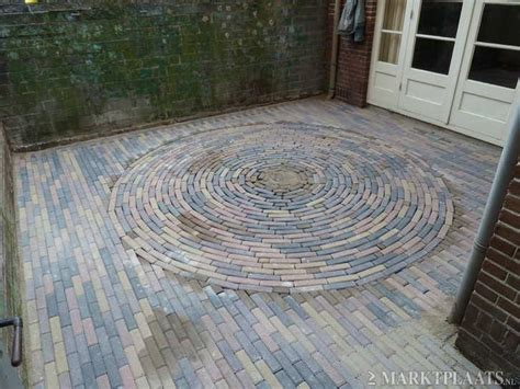 circular brick patio moodboard garden moodboard tuin