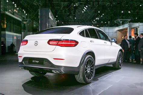 Mercedes Glc Class Picture by 2017 Mercedes Glc Coupe Look Review Motor Trend