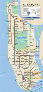 Plan De Manhattan : new york see the world through interactive maps ~ Melissatoandfro.com Idées de Décoration